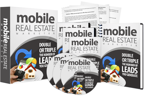 Mobile Real Estate Marketer